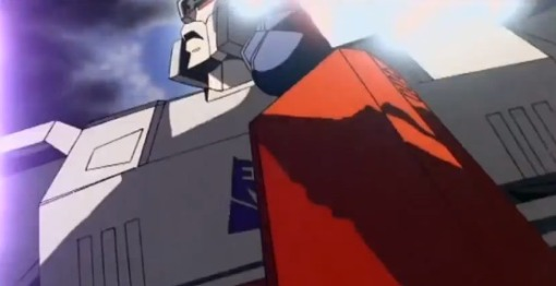 Optimus Prime vs Megatron HD Transformers The Movie 1986 - YouTube (11)