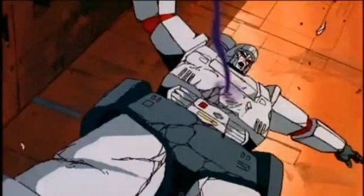 Optimus Prime vs Megatron HD Transformers The Movie 1986 - YouTube (30)