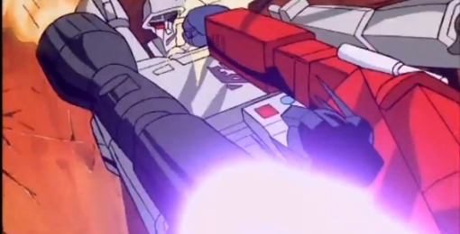 Optimus Prime vs Megatron HD Transformers The Movie 1986 - YouTube (9)