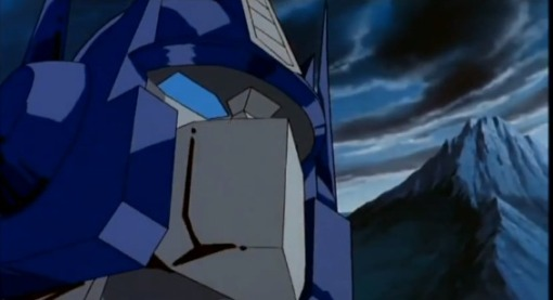 Optimus Prime vs Megatron HD Transformers The Movie 1986 - YouTube